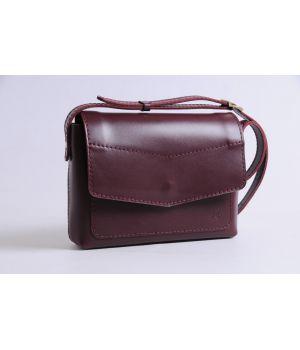 Стильная сумка из натуральной кожи, 77353