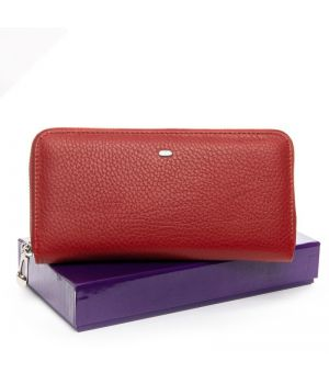 Женский кошелек Classic кожа DR. BOND WS-8 red, 76416