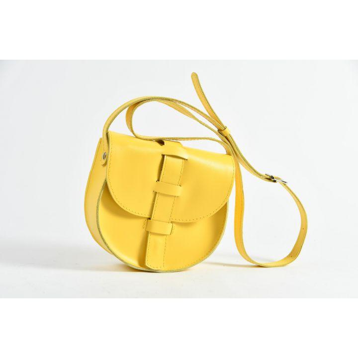 Стильная сумка из натуральной кожи, 77407