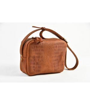 Стильная сумка из натуральной кожи, 77328