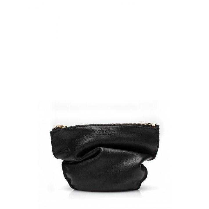 Шкіряна сумочка-клатч POOLPARTY 5741