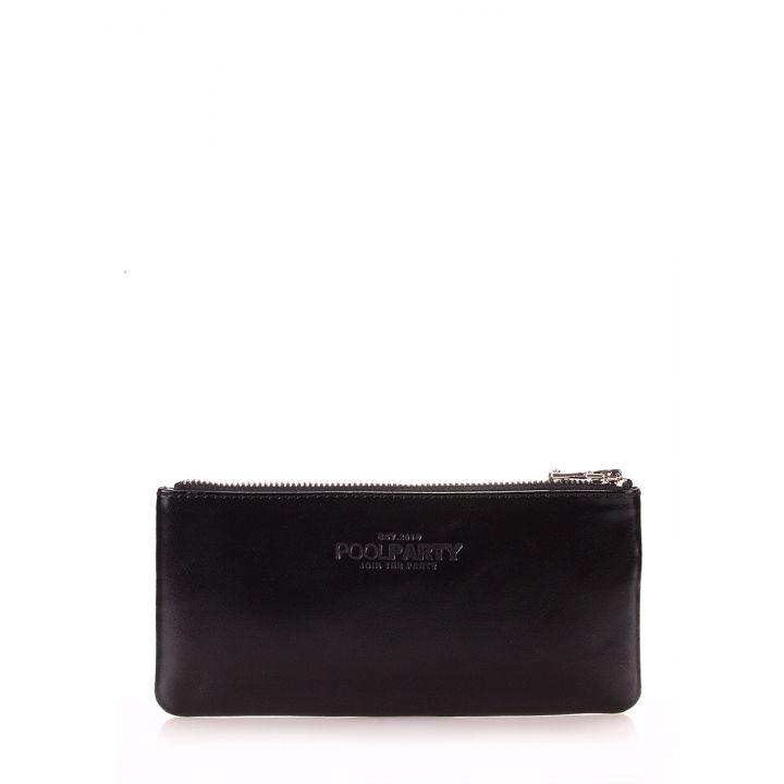 Жіночий гаманець зі шкіри POOLPARTY 5751-11