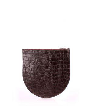 Шкіряна сумочка-клатч POOLPARTY 5742