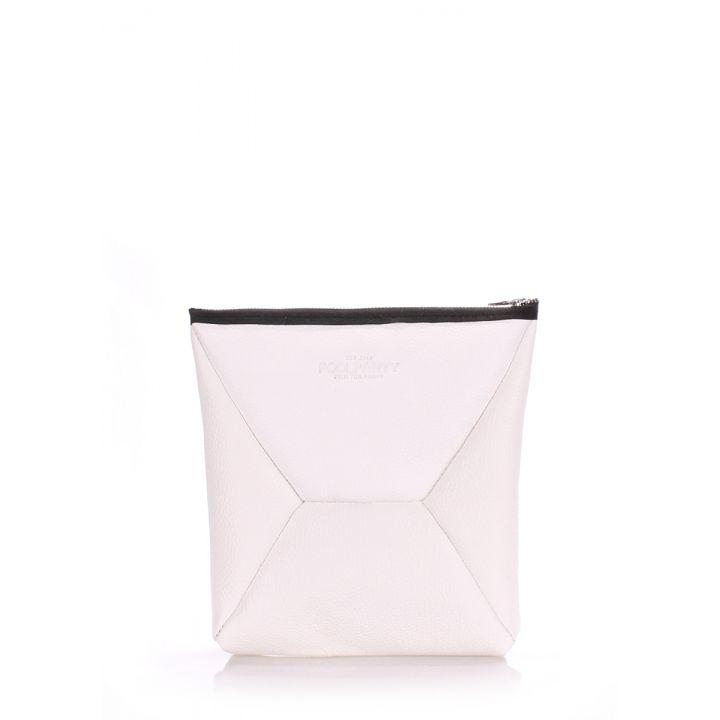 Шкіряна сумочка-клатч POOLPARTY THE X 5745