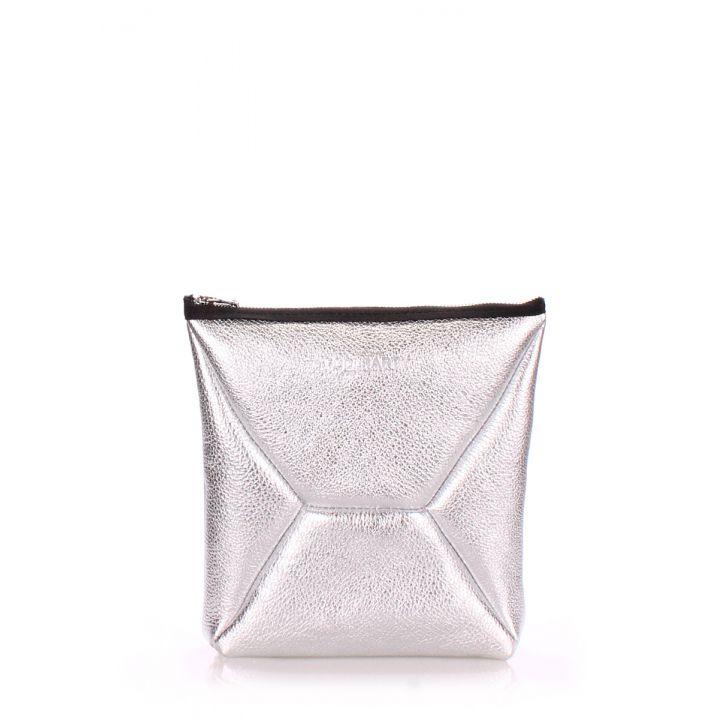 Шкіряна сумочка-клатч POOLPARTY THE X 5747