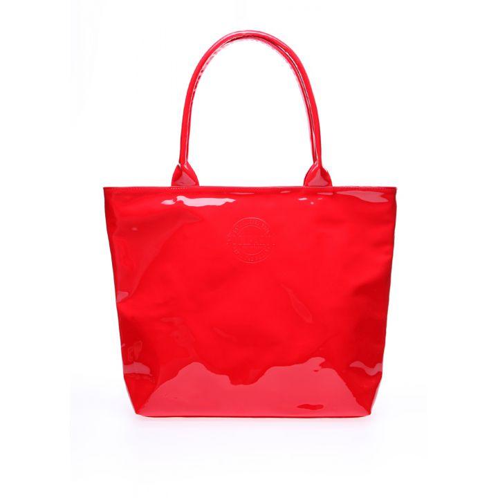 Лаковая сумка POOLPARTY, 18350