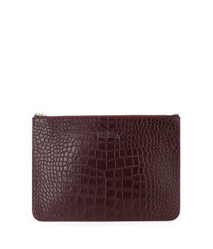 Шкіряна сумочка-клатч POOLPARTY 2D, 18433