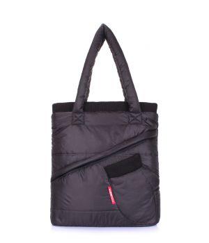 Стеганая сумка с рукавичкой POOLPARTY Mitten, 18228