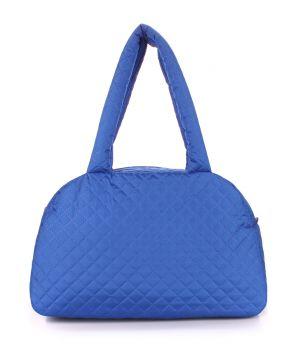 Стеганая сумка-саквояж POOLPARTY, 18268