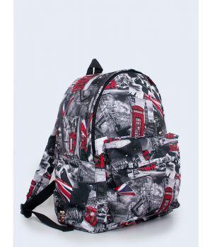 Рюкзак Красные будки
