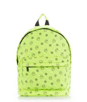 Рюкзак стеганый с уточками POOLPARTY, 61980