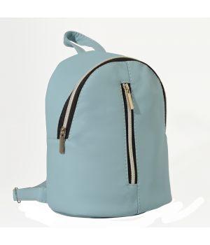 Женский рюкзак Mane голубой