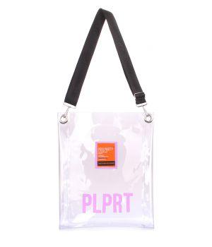 Прозора сумка Clear з ременем на плече, 62101