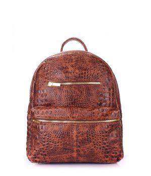 Рюкзак женский кожаный POOLPARTY Mini, 61951