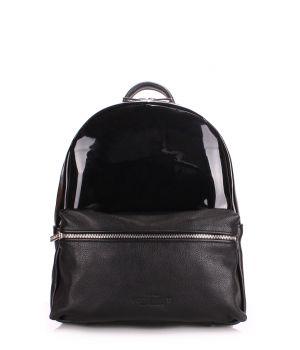 Рюкзак жіночий шкіряний POOLPARTY Mini, 61941