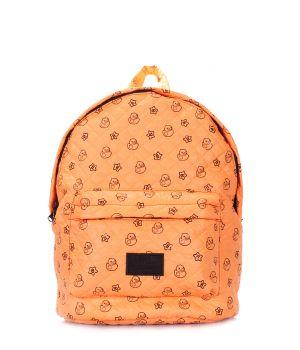Рюкзак стеганый с уточками POOLPARTY, 61983