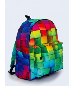 Рюкзак Цветные кубики