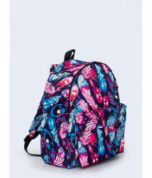 Рюкзак Цветные перья
