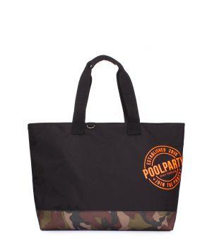 Городская сумка POOLPARTY Riot, 62065