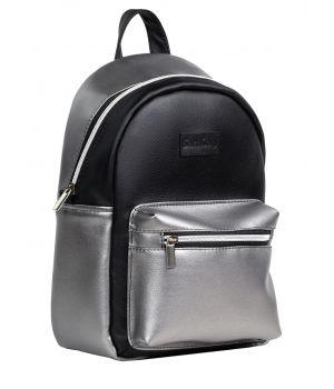 Рюкзак Talari MSSPn черный c серебром