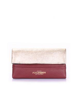 Шкіряна сумочка-клатч POOLPARTY 2NITE, 62177