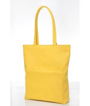 Сумка Shopper Tote SEN желтая