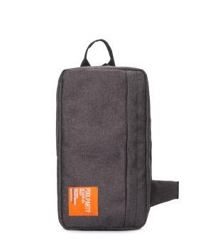 Серый рюкзак - слингпек Jet, 64168