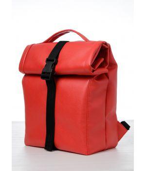 Рюкзак miniRollTop трансформер 0SH красный