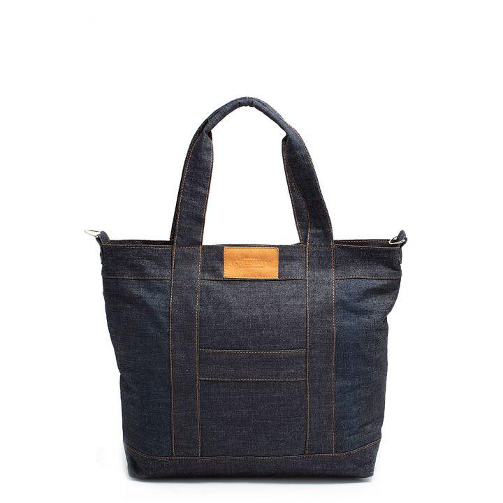 Джинсовая сумка POOLPARTY, 5570