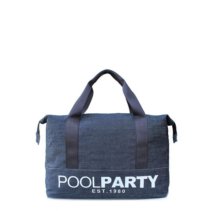 Джинсова сумка POOLPARTY, 5551