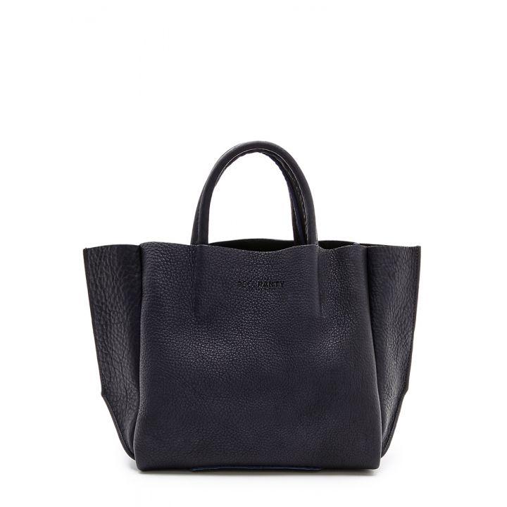 Кожаная сумка POOLPARTY Soho, 5681