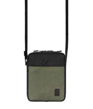 Сумка Cordura 1000D Messenger Mini 3, черный с хаки