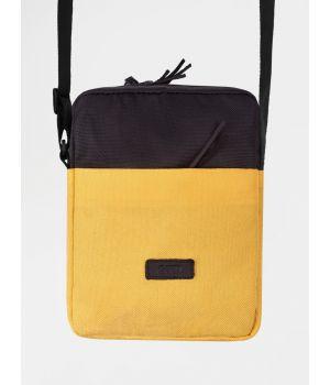 Сумка через плечо Mini 3, черно желтая
