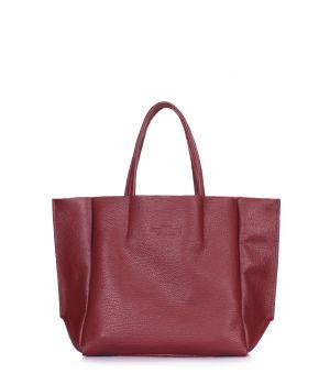 Кожаная сумка POOLPARTY Soho Mini, 64233