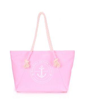 Пляжная сумка с морским принтом, 2191