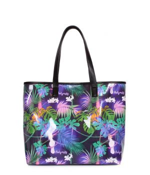 Летняя сумка Resort с тропическим принтом, 2285