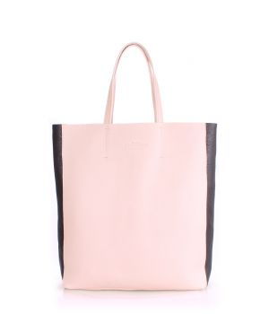Кожаная сумка POOLPARTY City 5652