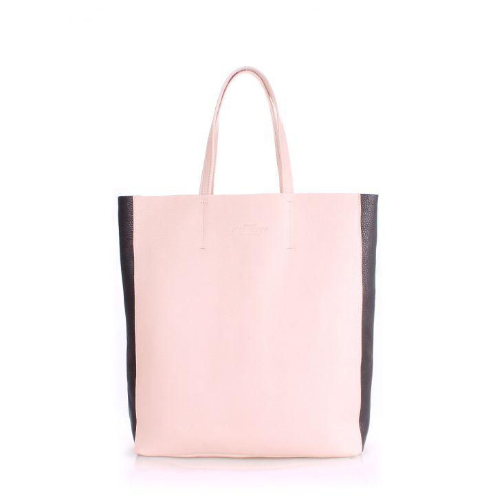 Кожаная сумка POOLPARTY City 2603
