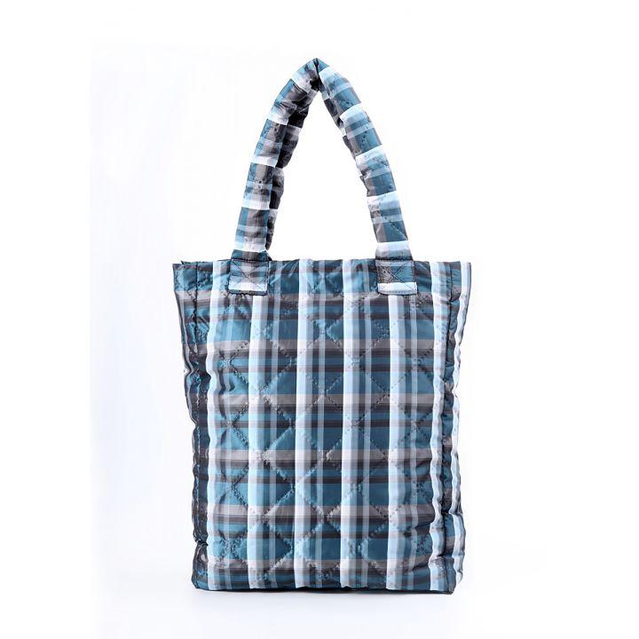 Дута сумка POOLPARTY в клітку