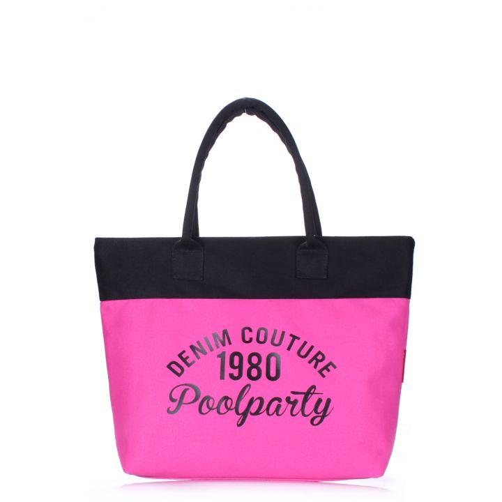 Текстильная сумка POOLPARTY Paradise
