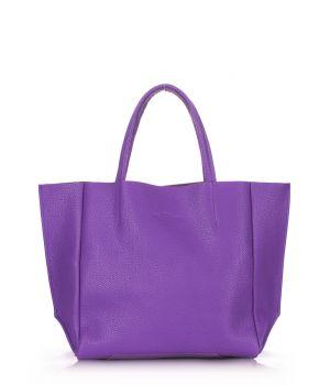 Кожаная сумка POOLPARTY Soho, 5683