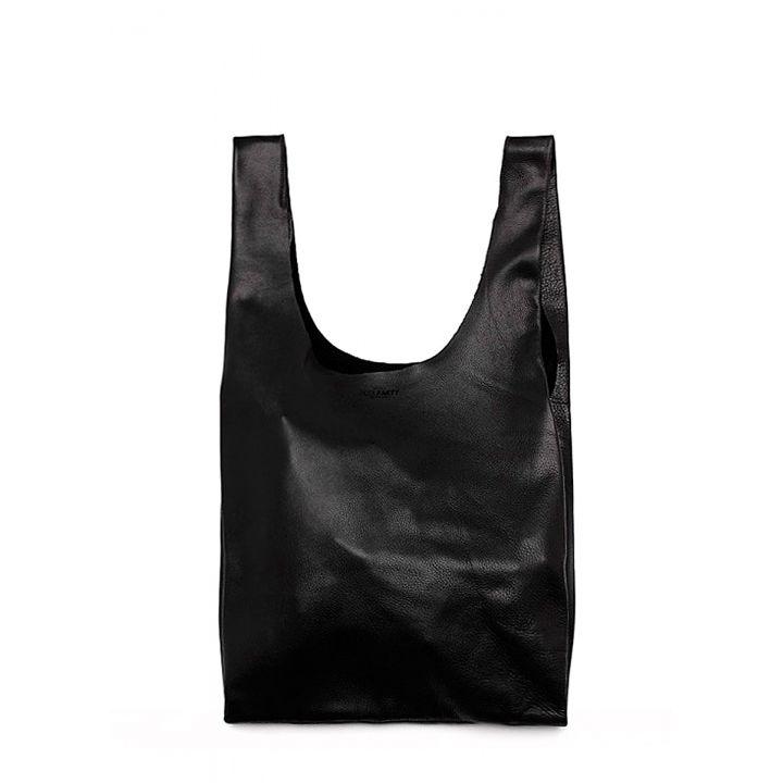 Кожаная сумка POOLPARTY Tote, 5714