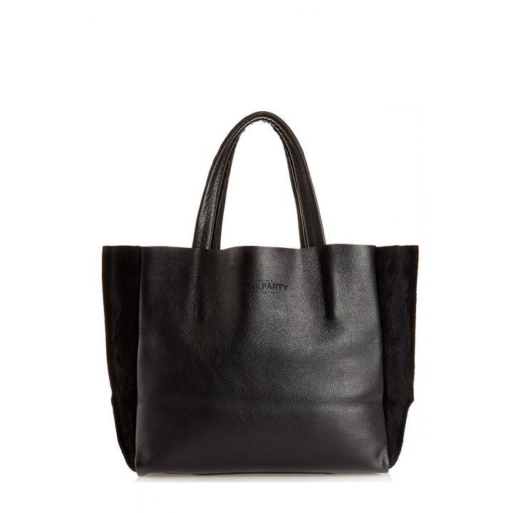 Кожаная сумка POOLPARTY Soho, 5684