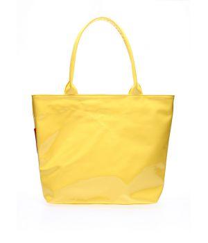 Лакова сумка POOLPARTY, 5615
