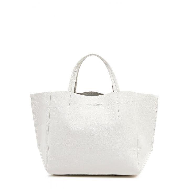 Шкіряна сумка POOLPARTY Soho, 5685