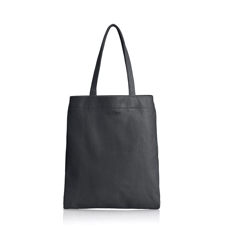 Шкіряна сумка POOLPARTY Daily Tote