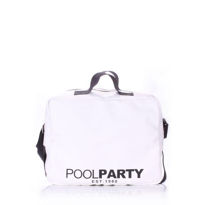 Молодежная сумка из текстиля POOLPARTY