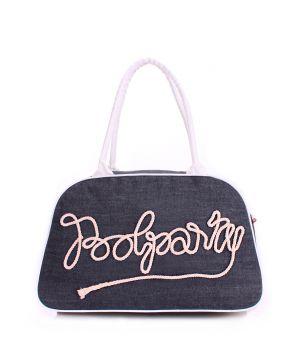 Текстильная сумка-саквояж POOLPARTY