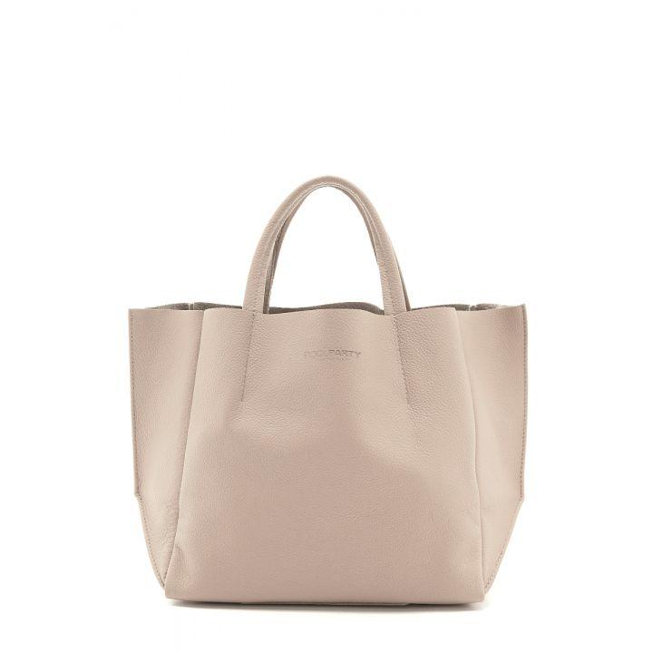 Кожаная сумка POOLPARTY Soho, 5686