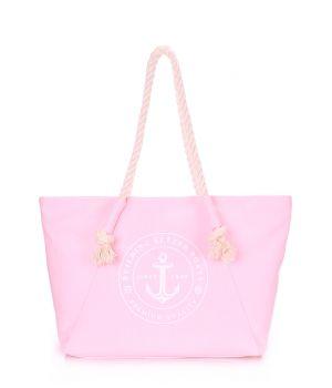 Текстильна сумка POOLPARTY з трендовим принтом, 5517